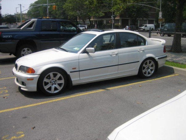 BMW 3 series 325i 1999 photo - 6