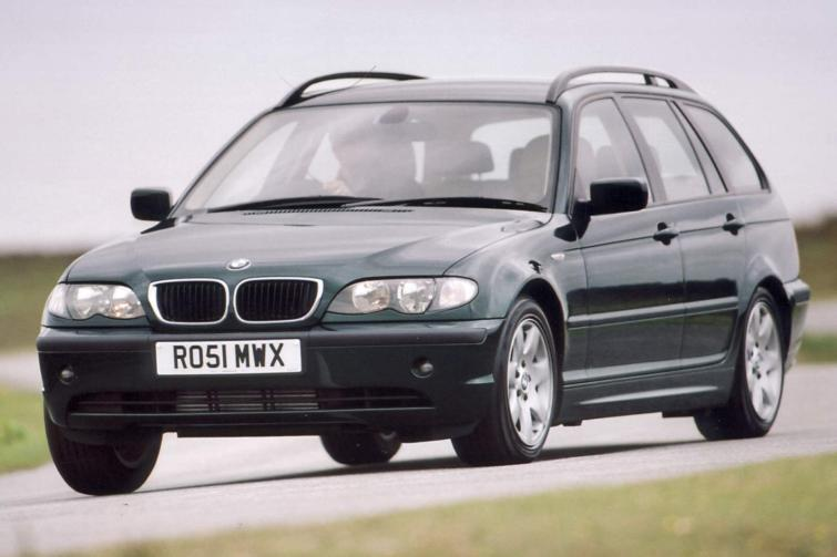 BMW 3 series 325i 1999 photo - 7
