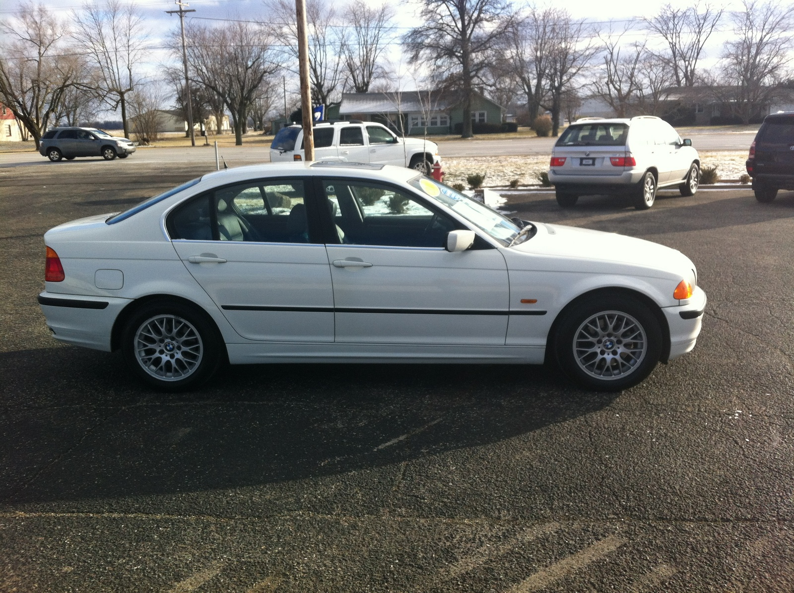 BMW 3 series 325i 2000 photo - 6