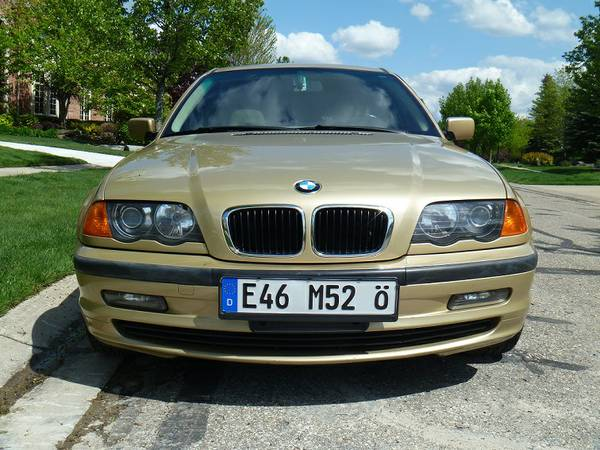 BMW 3 series 325i 2000 photo - 7