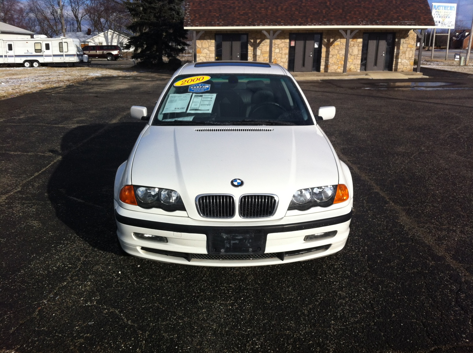 BMW 3 series 325i 2000 photo - 9