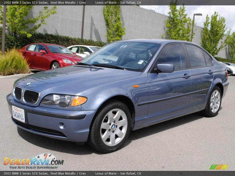 BMW 3 series 325i 2002 photo - 1