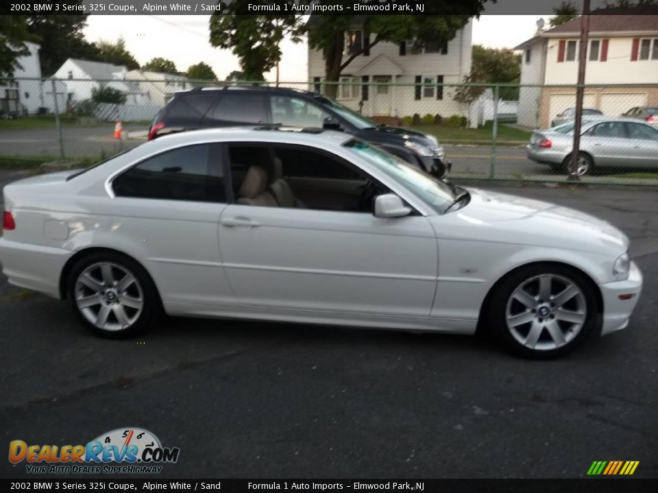 BMW 3 series 325i 2002 photo - 4