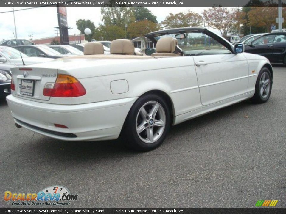BMW 3 series 325i 2002 photo - 5