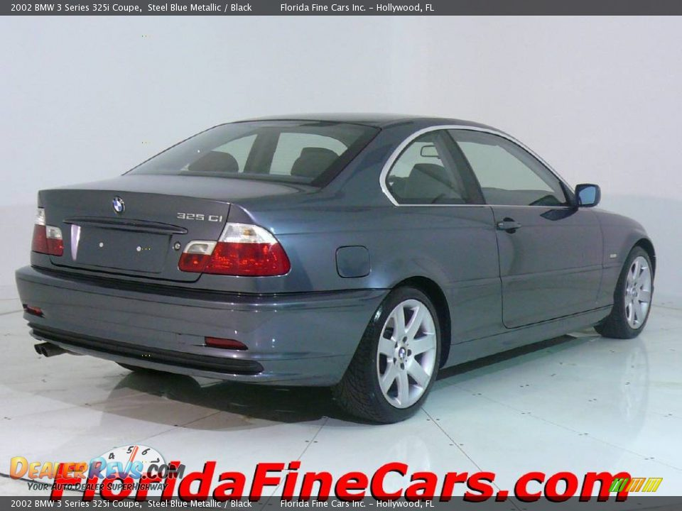 BMW 3 series 325i 2002 photo - 6