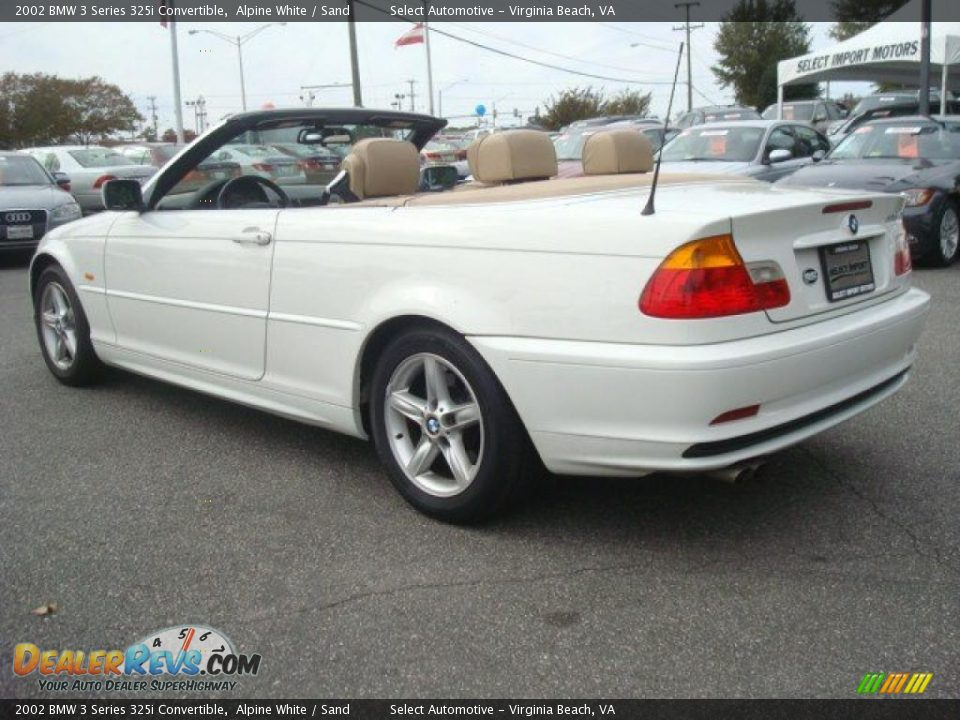 BMW 3 series 325i 2002 photo - 7