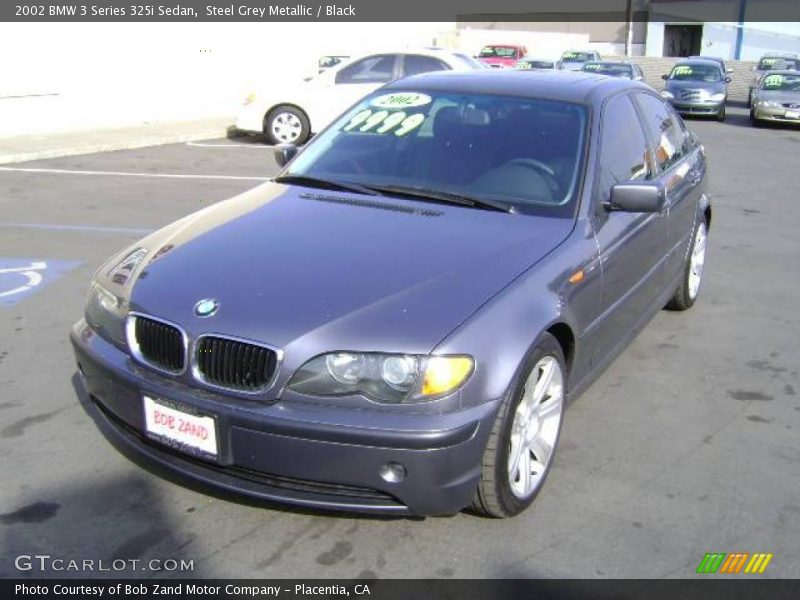BMW 3 series 325i 2002 photo - 8