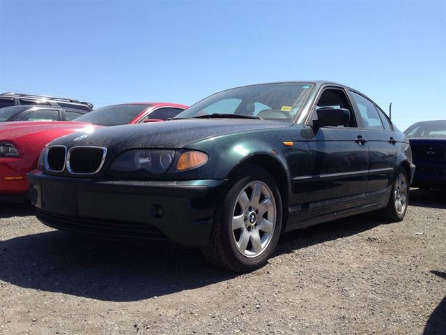 BMW 3 series 325i 2002 photo - 9