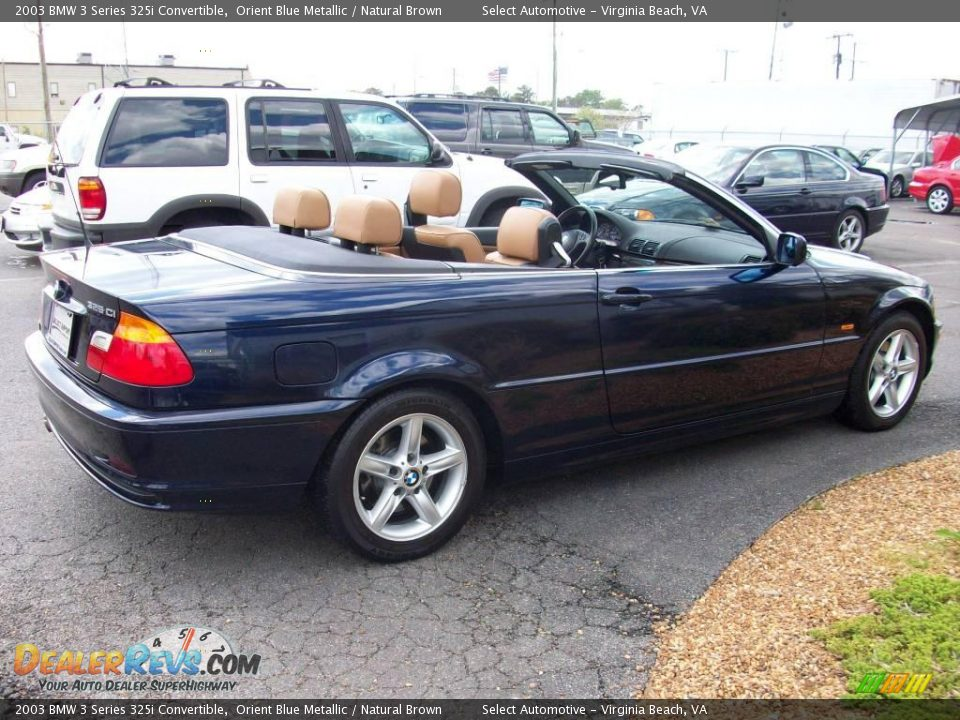 BMW 3 series 325i 2003 photo - 12
