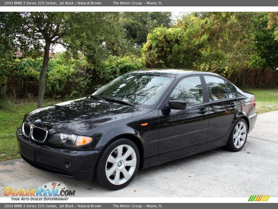 BMW 3 series 325i 2003 photo - 4