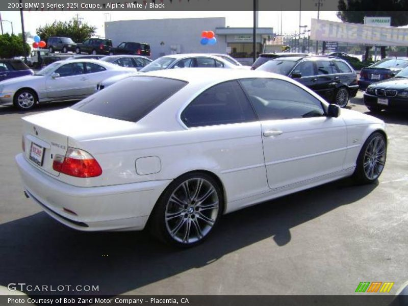 BMW 3 series 325i 2003 photo - 5