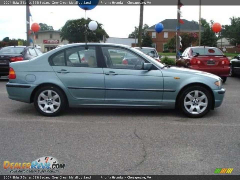 BMW 3 series 325i 2004 photo - 6