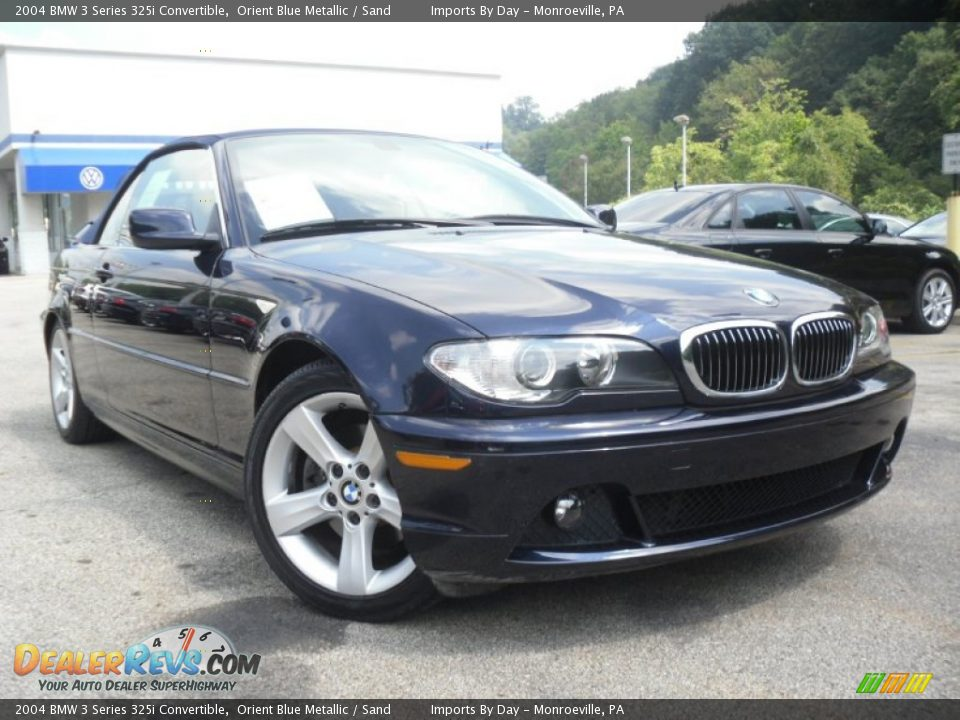 BMW 3 series 325i 2004 photo - 7