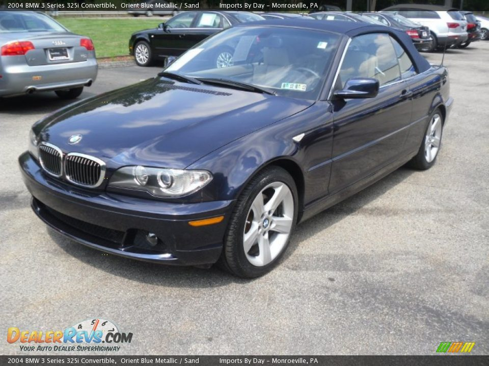 BMW 3 series 325i 2004 photo - 8