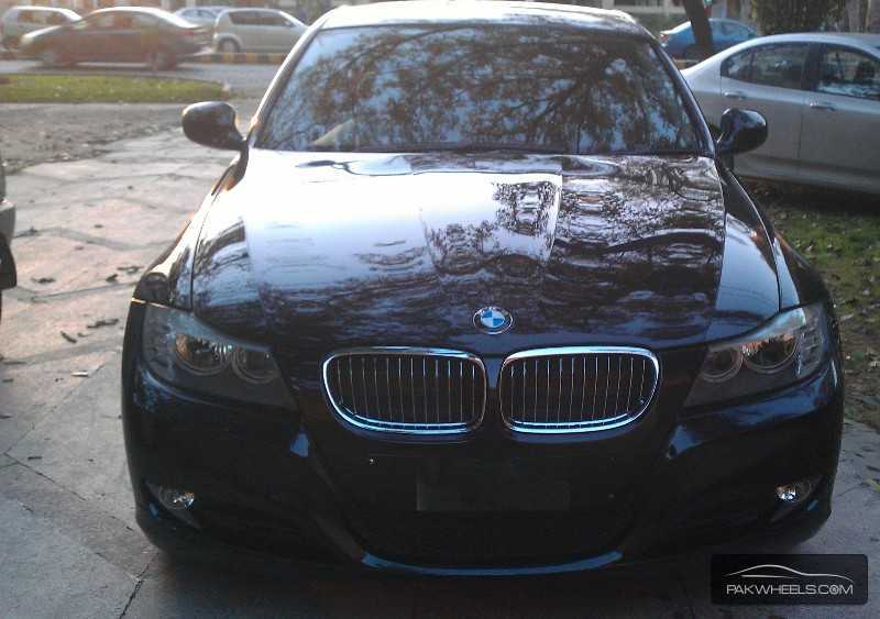 BMW 3 series 325i 2008 photo - 1