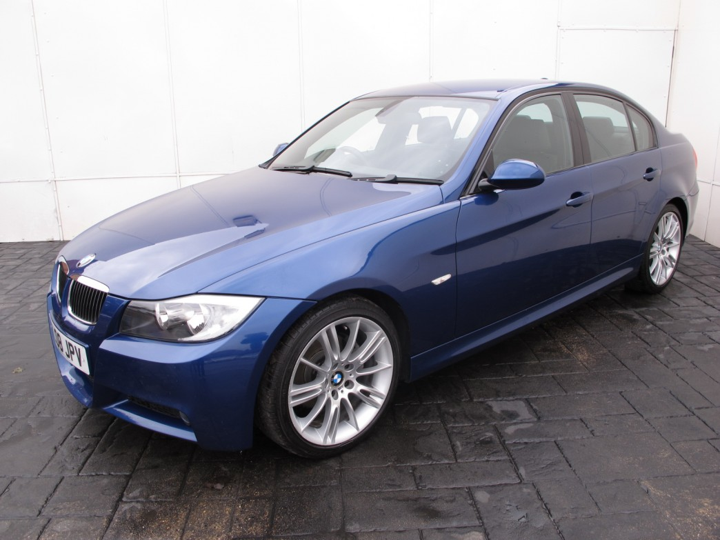 BMW 3 series 325i 2008 photo - 4
