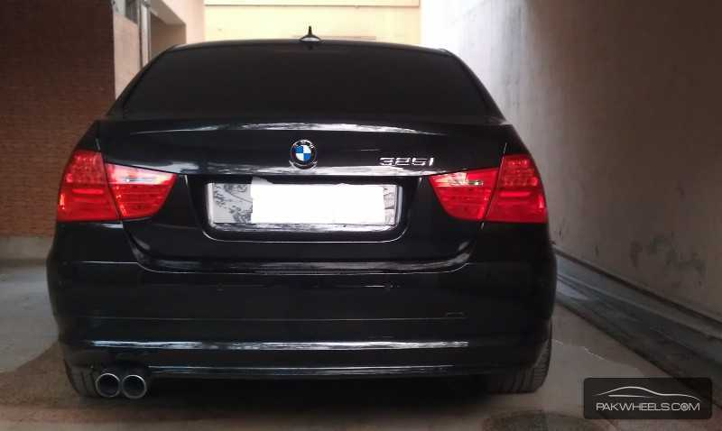 BMW 3 series 325i 2008 photo - 7