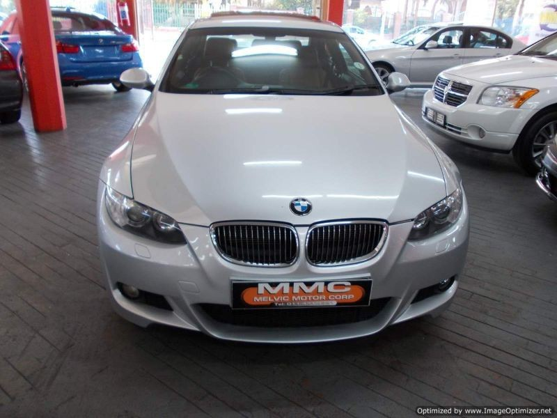 BMW 3 series 325i 2008 photo - 8