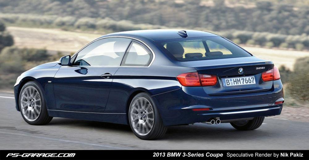 BMW 3 series 325i 2013 photo - 8