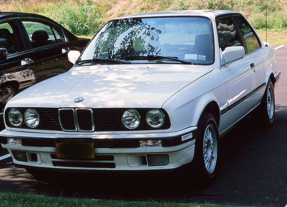 BMW 3 series 325is 1989 photo - 1