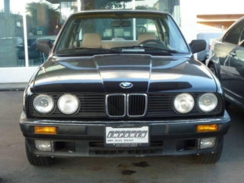 BMW 3 series 325is 1989 photo - 12
