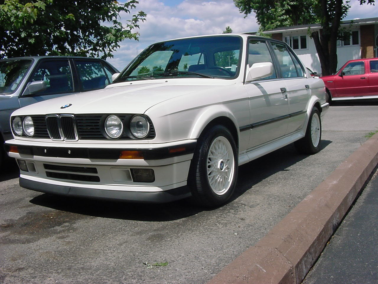 BMW 3 series 325is 1989 photo - 2