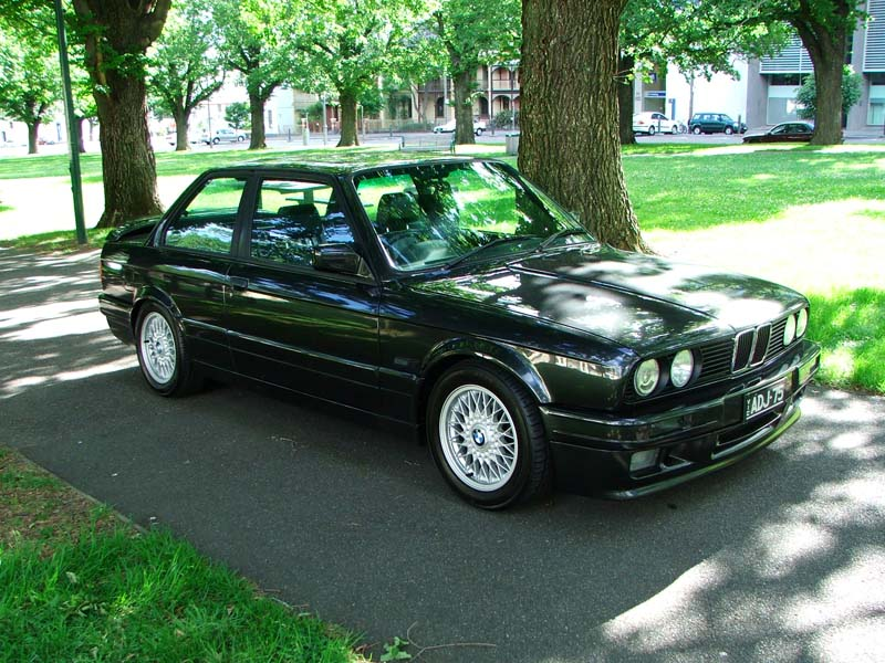 BMW 3 series 325is 1989 photo - 4
