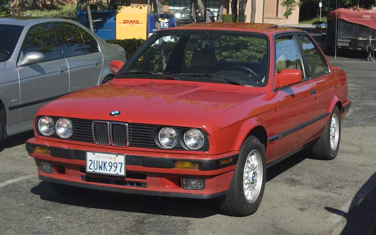 BMW 3 series 325is 1990 photo - 11
