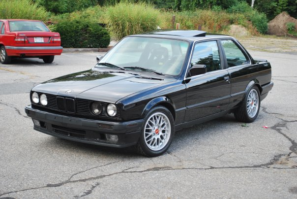 BMW 3 series 325is 1990 photo - 4
