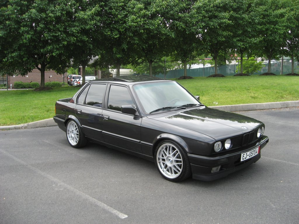 BMW 3 series 325is 1990 photo - 5