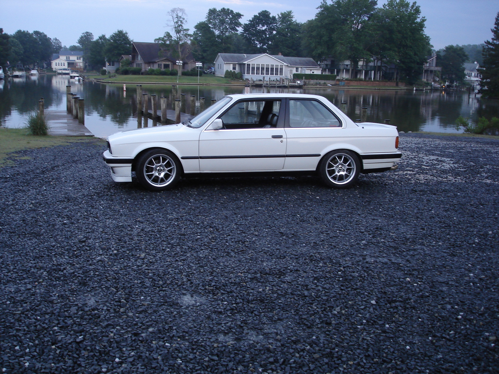 BMW 3 series 325is 1990 photo - 7