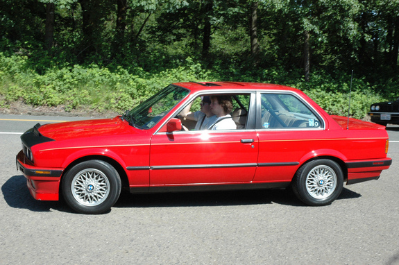 BMW 3 series 325is 1990 photo - 8