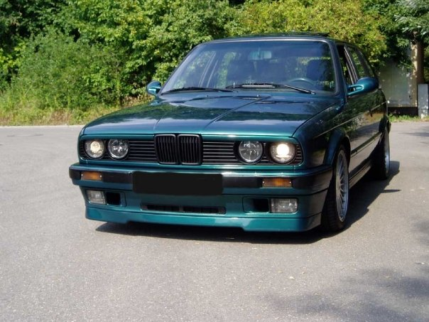 BMW 3 series 325is 1990 photo - 9