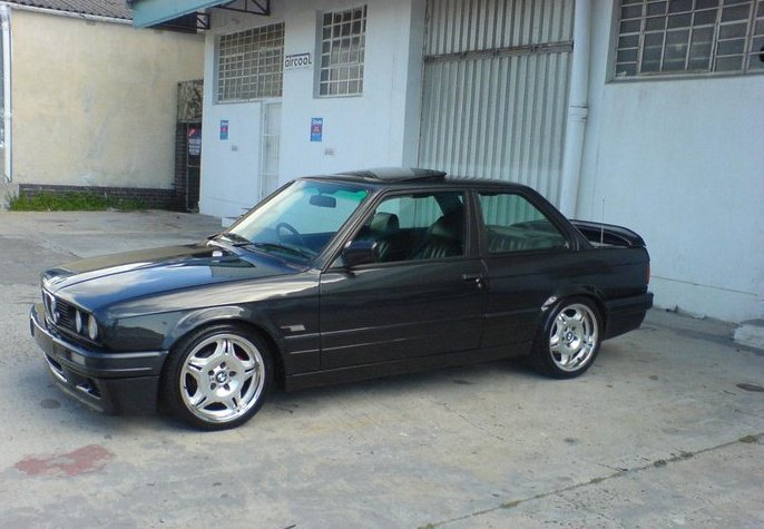 BMW 3 series 325is 1991 photo - 5