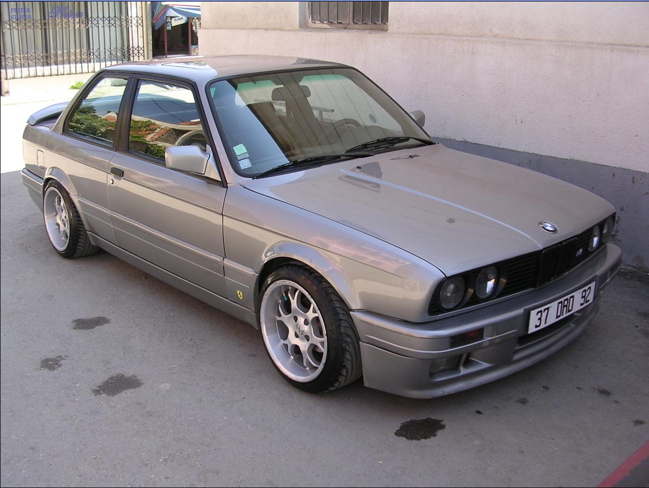 BMW 3 series 325is 1991 photo - 6