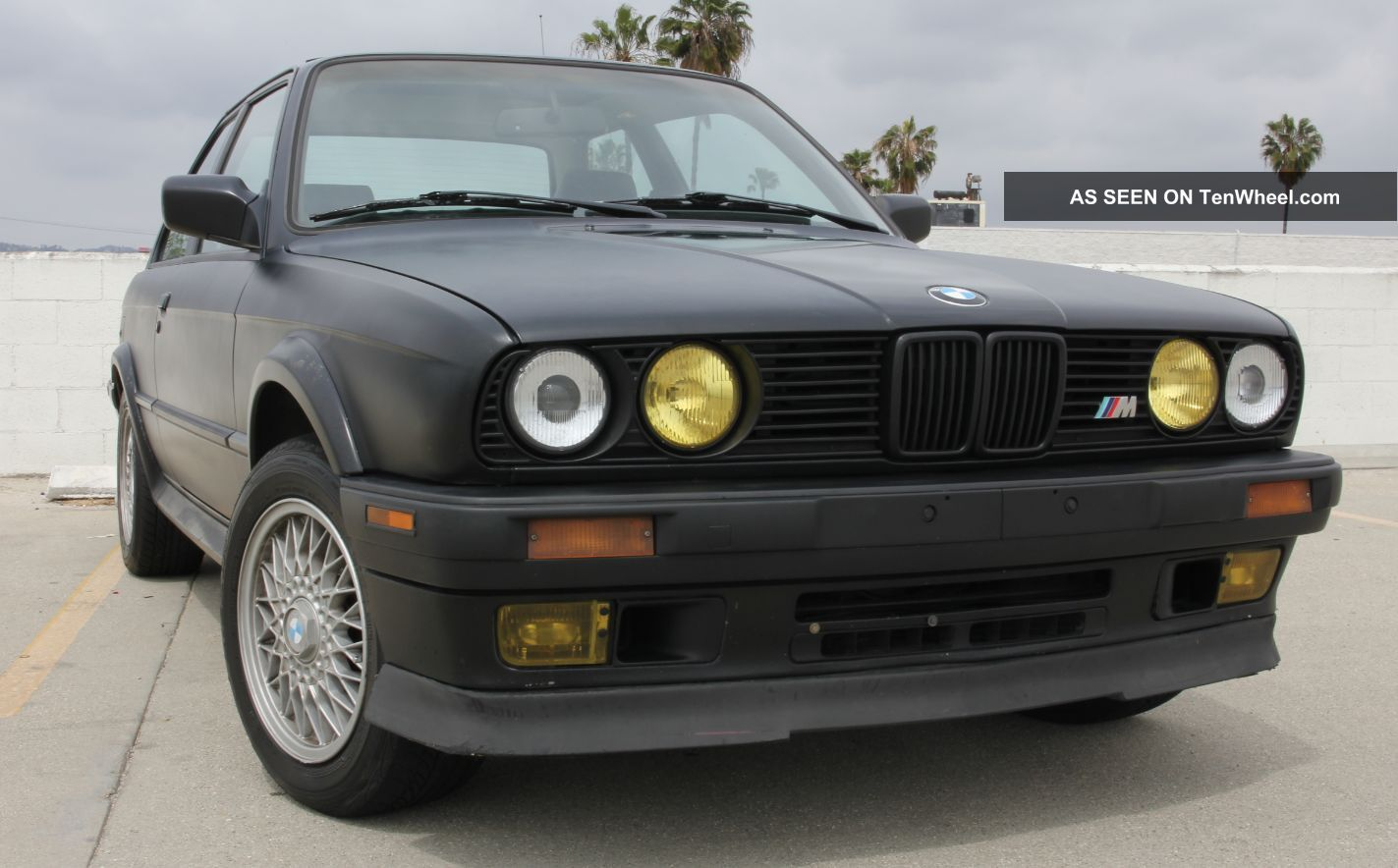BMW 3 series 325ix 1988 photo - 11