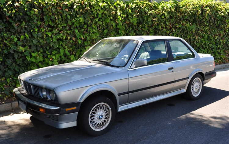 BMW 3 series 325ix 1988 photo - 3