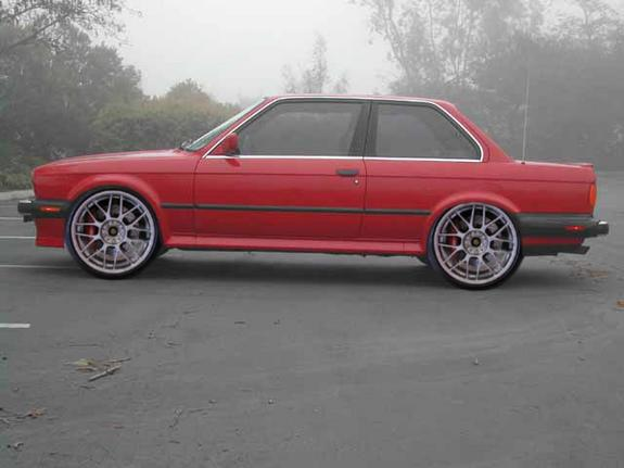 BMW 3 series 325ix 1988 photo - 4