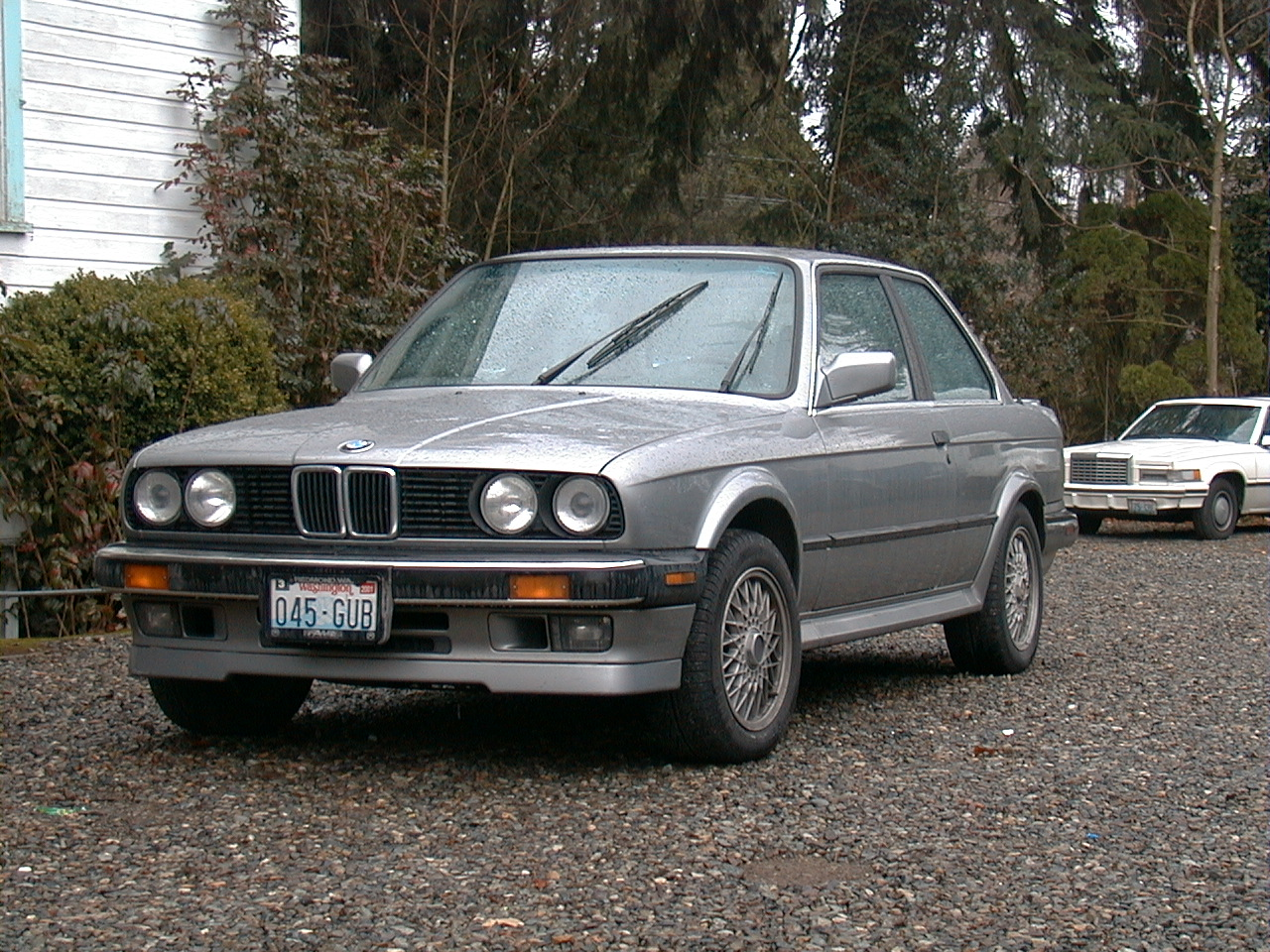 BMW 3 series 325ix 1988 photo - 8