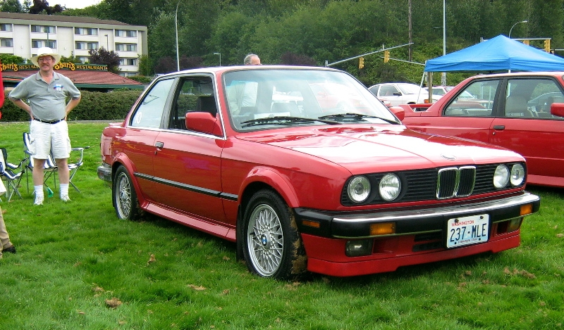 BMW 3 series 325ix 1988 photo - 9