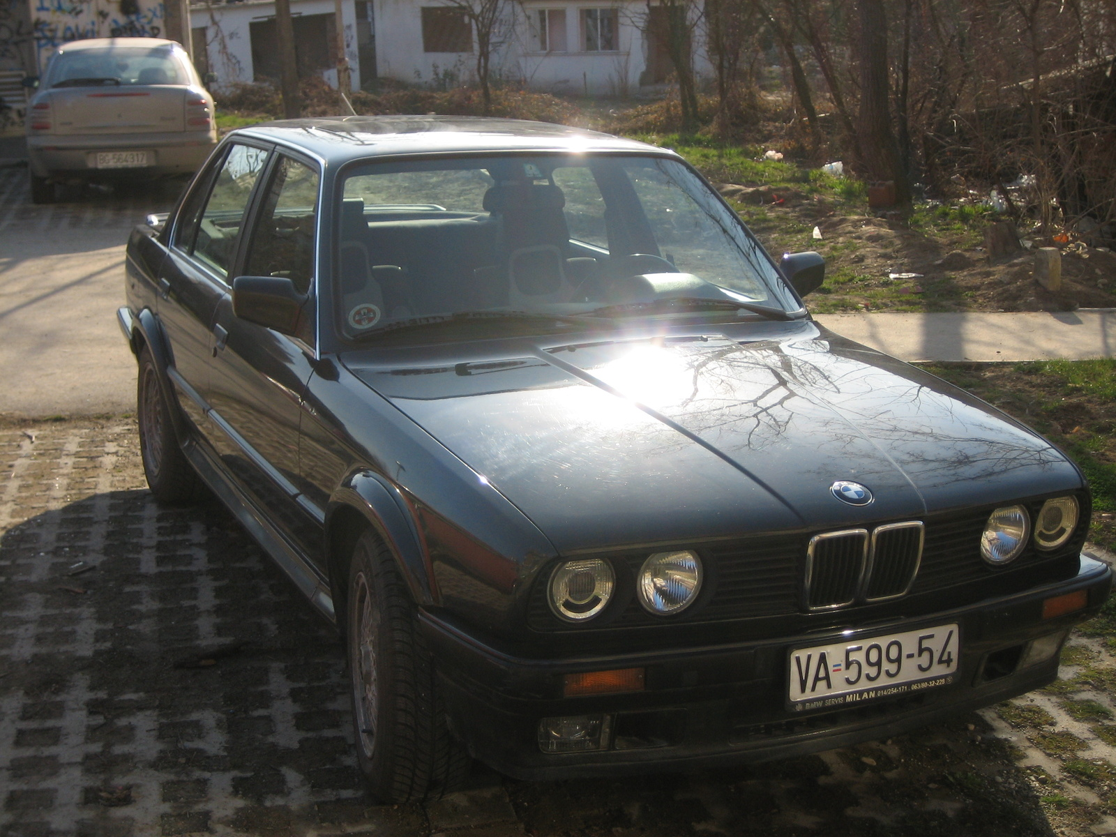 BMW 3 series 325ix 1989 photo - 1