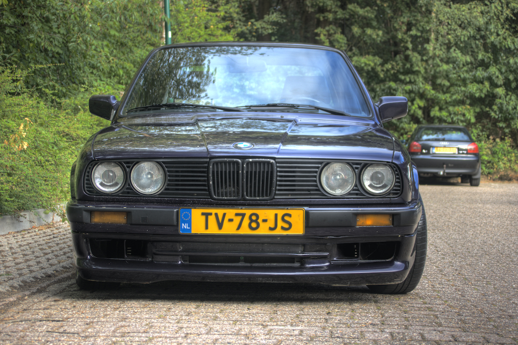 BMW 3 series 325ix 1989 photo - 12