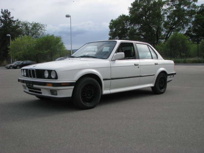 BMW 3 series 325ix 1989 photo - 2