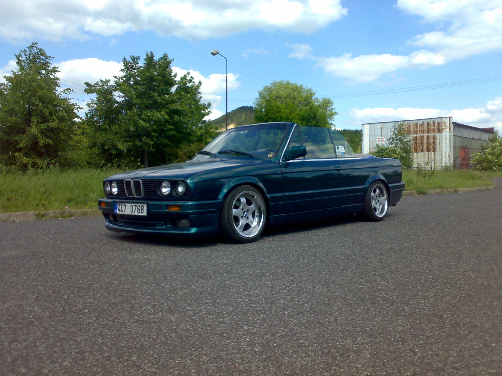 BMW 3 series 325ix 1992 photo - 8