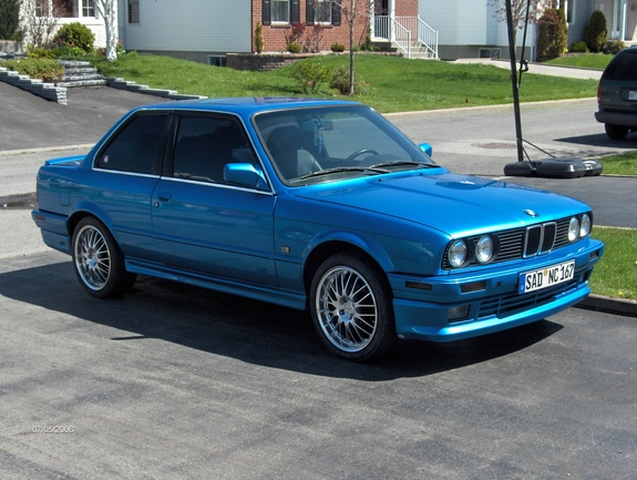 BMW 3 series 325td 1990 photo - 12