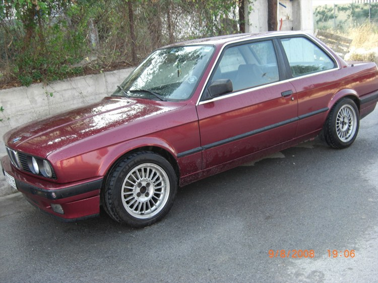 BMW 3 series 325td 1990 photo - 5