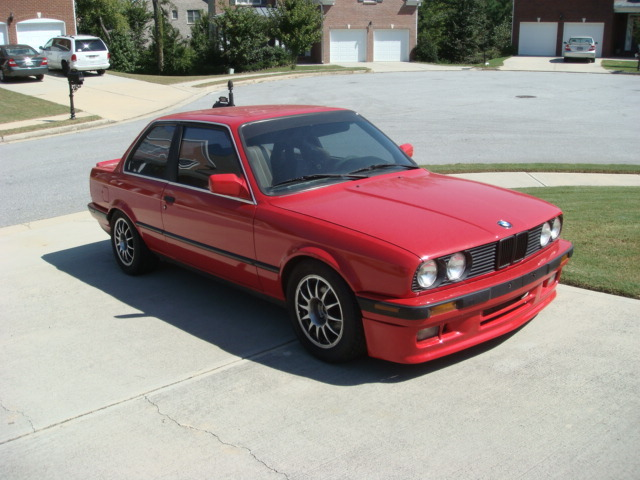 BMW 3 series 325td 1990 photo - 7