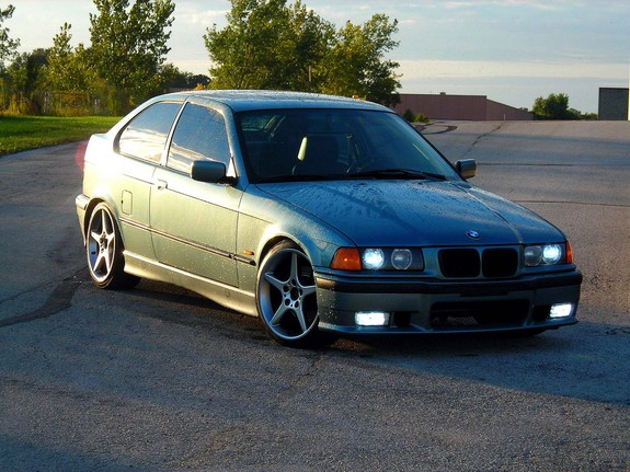 BMW 3 series 325ti 1997 photo - 1