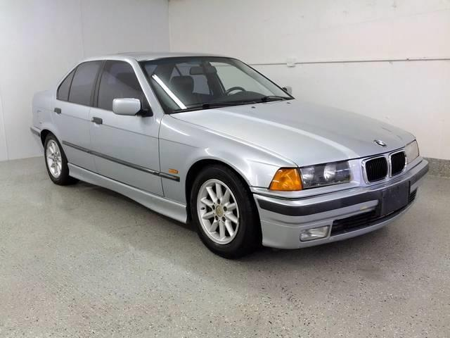 BMW 3 series 325ti 1997 photo - 12