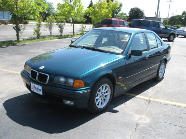 BMW 3 series 325ti 1997 photo - 2